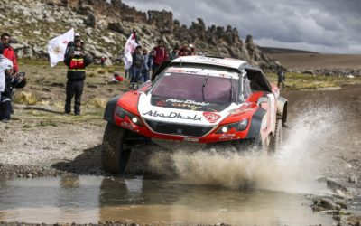 Une adaptation express au rallye-raid