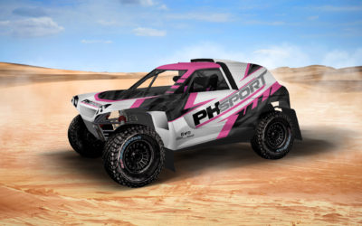 PH Sport takes up a new challenge in off-road rallying
